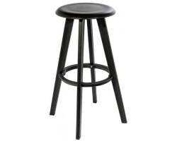 Барный стул Stool Group Hoker черный [8087A BLACK]