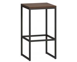 Барный стул Loftyhome Бервин коричневый [br060201] лофт