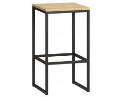 Барный стул Loftyhome Бервин натуральный [br060202] лофт