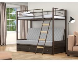 Кровать Дакар 2 (90х190/120х190)