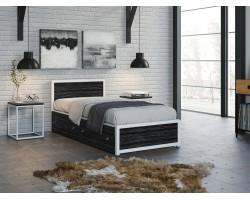 Кровать односпальная Титан
