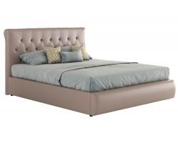 Кровать с подъемным механизмом Мягкая ПМ Амели (140х200)