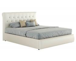 Кровать Мягкая с ПМ и матрасом Амели (140х200)