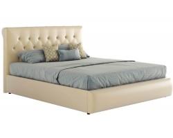 Кровать Мягкая с основанием и матрасом Амели (140х200)