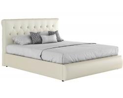 Кровать Мягкая с основанием и матрасом Амели (180х200)