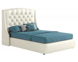 Кровать с подъемным механизмом Мягкая ПМ Стефани (140х200)