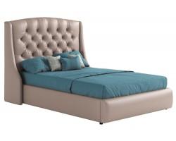 Кровать Мягкая с ПМ и матрасом Promo B Стефани (140х200)