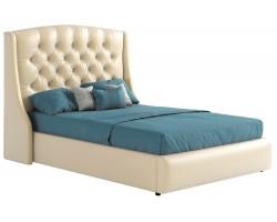 Кровать Мягкая с основанием и матрасом Promo B Стефани (140х200)