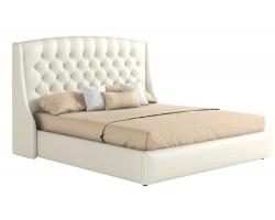 Кровать Мягкая с основанием и матрасом Promo B Стефани (160х200)
