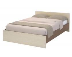 Детская кровать Бася в цвете Шимо темный