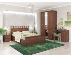 Спальня Ричард в цвете Орех донской
