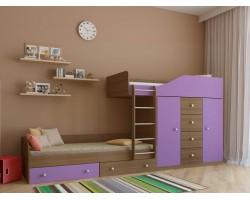 Детская кровать Астра 6