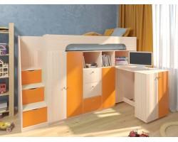 Кровать двухъярусная Астра 11