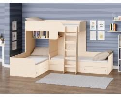 Кровать Трио