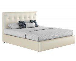 Мягкая кровать с ПМ Селеста (160х200)