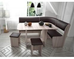 Кухонный диван, кухонный уголок Консул-1 ЭКО
