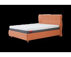 Кровать Favorit molly 180x200x112 см Цвет Orange Основание Подъемный механизм