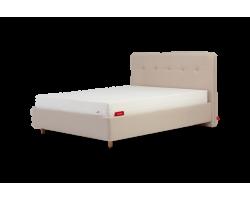 Кровать Favorit molly 180x200x112 см Цвет Cream Основание Ламели