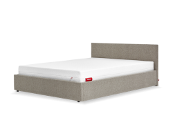 Кровать Basic iris 160x200x80 см Цвет 902 Основание Ламели