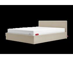 Кровать Basic molly 160x200x80 см Цвет Cream Основание Подъемный механизм