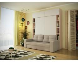 Многофункциональный трансформер шкаф-диван-кровать