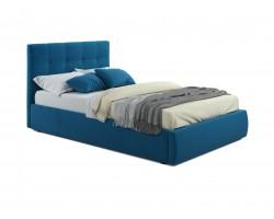 Кровать с подъемным механизмом Мягкая Selesta 1200 иняя