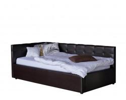 Кровать Односпальная -тахта Bonna 900 венге с подъемным механизмо