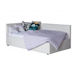 Кровать Односпальная -тахта Bonna 900 белый с подъемным механизмо