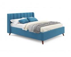 Кровать с подъемным механизмом Мягкая Betsi 1600 иняя и матрао