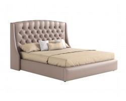 """Мягкая кровать """"Стефани"""" 160х200 с орт.основанием и"""