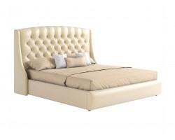 """Мягкая кровать """"Стефани"""" 180 200 с орт.основанием и"""