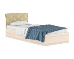 """Кровать Односпальная с подушкой """"Виктория-П"""" на"""