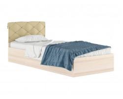 """Детская кровать Односпальная """"Виктория-П"""" с подушкой на"""