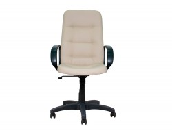 Кресло компьютерное руководителя Office Lab standart-1161 Слоновая кость