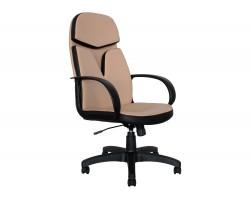 Кресло руководителя Office Lab comfort-2562 Эко кожа Слоновая ко