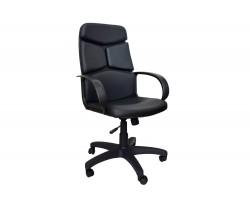 Кресло руководителя Office Lab comfort-2572 Эко кожа Черный