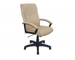 Диван Офисное кресло Office Lab comfort-2052 Эко кожа слоновая кость
