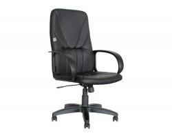 Кресло компьютерное Офисное Office Lab standart-1371 ЭК Эко кожа черный
