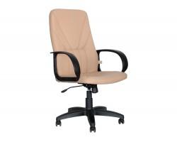 Компьютерное кресло Офисное Office Lab standart-1371 ЭК Эко кожа слоновая кос