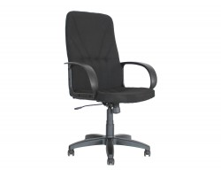 Компьютерное кресло Офисное Office Lab standart-1371 Т Ткань черная