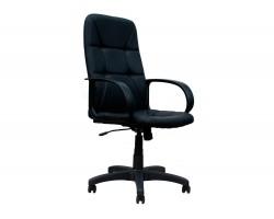 Кресло компьютерное Офисное Office Lab standart-1591 ЭК Эко кожа черный