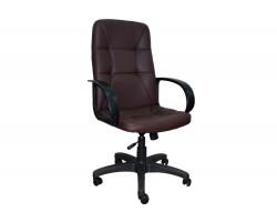 Компьютерное кресло Офисное Office Lab standart-1591 ЭК Эко кожа шоколад