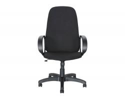 Кресло компьютерное Офисное Office Lab standart-1331 Ткань рогожка черная