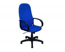 Компьютерное кресло Офисное Office Lab standart-1331 Ткань рогожка синяя