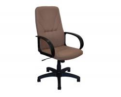 Компьютерное кресло Офисное Office Lab standart-1371 Т Ткань рогожка коричнев