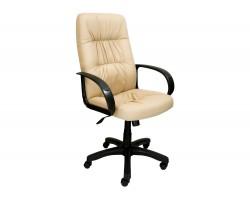 Кресло компьютерное руководителя Office Lab comfort-2132 Слоновая кость