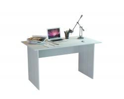 Компьютерный стол письменный Прато-2 белый