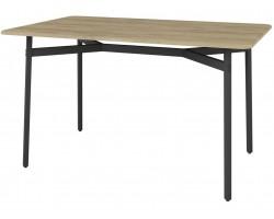 Обеденный стол Кросс дуб сонома