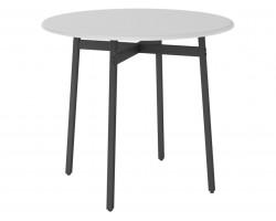 Кухонный стол обеденный Медисон белый
