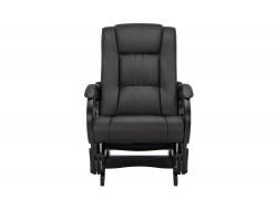 Кожаное кресло -глайдер 78
